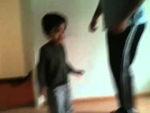 Arnav's first dance