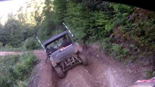 KAWASAKI TERYX AND PIONEER 1000-5 TACKLE TOUGH OUTLAW TRAILSIONX0022