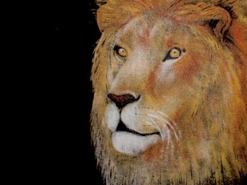 Art With Salt - The Lion King