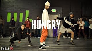 Fergie - HUNGRY ft Rick Ross - Choreography by Tricia Miranda - #TMillyTV ft Kaycee Rice