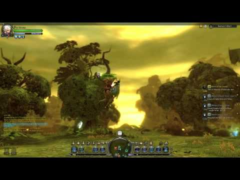 Dragon Nest SEA - [WindWalker] Showtime + Spirit Boost, Spiral Kick EX