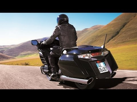 Testfahrt | Honda Gold Wing F6B Interstate
