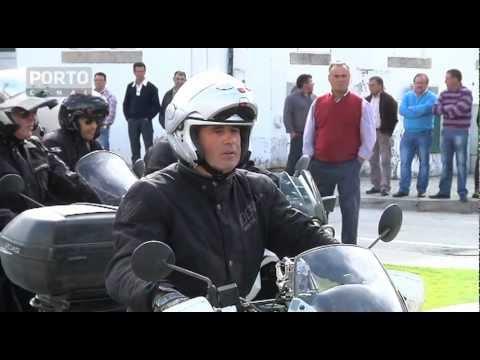 Passeio de motos, Motoclube do Porto em Santa Marta de Penagui�o
