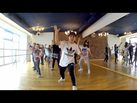 Танцы Насмерть от SanchezZ с учениками