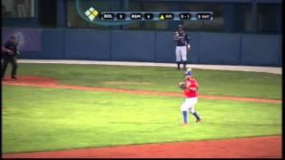 San Marino - Bologna GARA 1 ***highlights*** #IBL2015