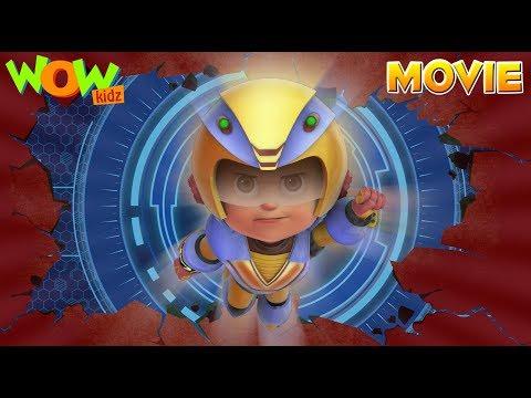 Unbeatable Vir - Vir The Robot boy - Movie - ENGLISH, SPANISH & FRENCH SUBTITLES!