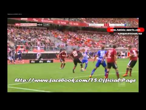 Nürnberg   Hertha  But Allagui