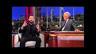 Shia Labeouf on David Letterman Full Interview