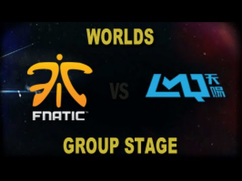 FNC vs LMQ - 2014 World Championship Groups C and D D1G5
