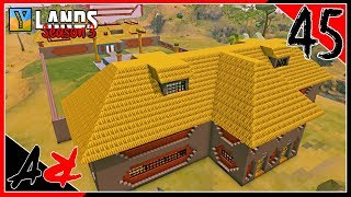 Ylands - S3Ep45 - Open Concept Roof