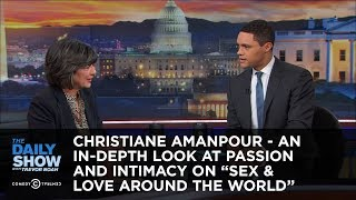 Christiane Amanpour - An In-Depth Look at Passion and Intimacy on
