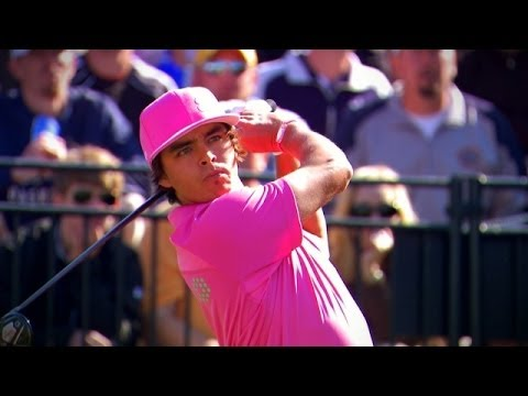 Rickie Fowler's Golf Game