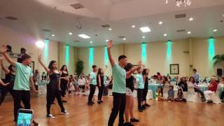 Skyla's surprise dance June 2017
