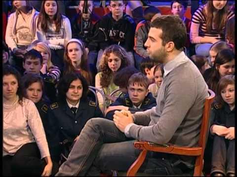 Иван Ургант в программе Сто вопросов к взрослому