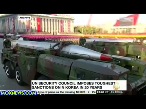 """North Korea To U.N. """"Your Sanctions Make Me Laugh So Hard Missiles Shoot Out My Butt!"""""""