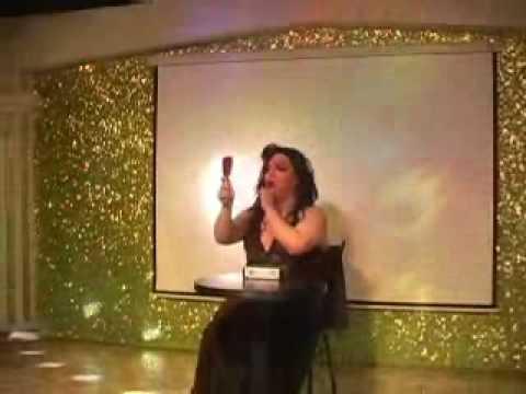 Eliud, Performance de Raquel Olmedo, Show Trasvesti, Muxets. American Multimedia Production