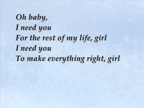 MARC ANTHONY   I need you