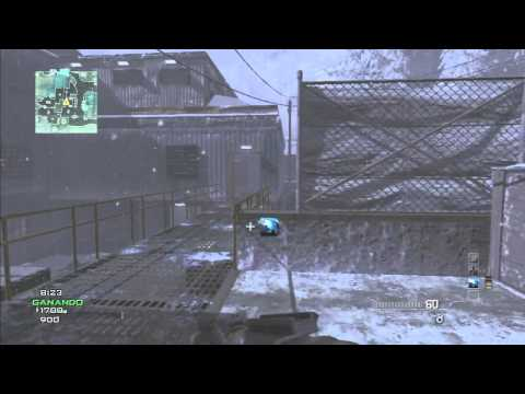 Modern warfare 3 - La hora del sniper #4