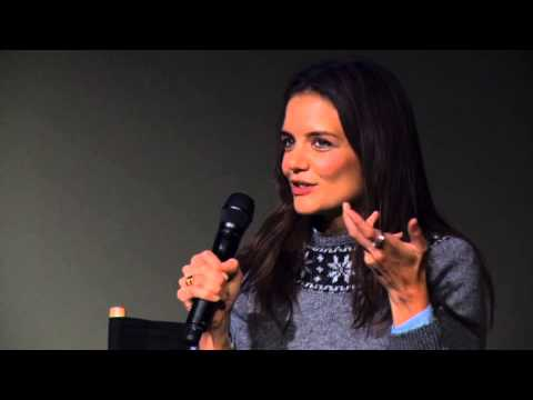 Katie Holmes: Miss Meadows Interview