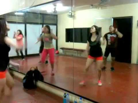 Doris Alarilla Zumba Fitness Video #7: Dansa Kuduro  Papa London video