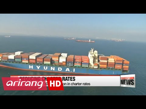 Hyundai Merchant Marine in last-ditch negotiations with foreign ship owners to reduce charter rates