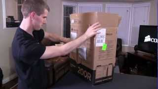 download lagu Corsair 200r Value Gaming Carbide Series Computer Case Unboxing gratis