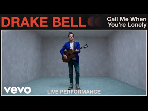 "Drake Bell - ""Call Me When You're Lonely"" Live Performance 
