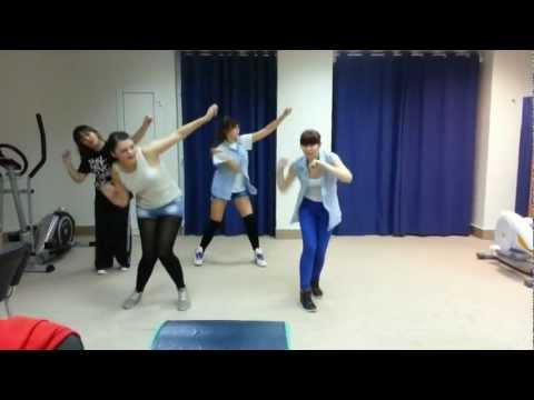 We D-alarm (dance cover practicle fire)