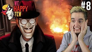 DE JOY PILLEN ZIJN MISLUKT?! - We Happy Few #8