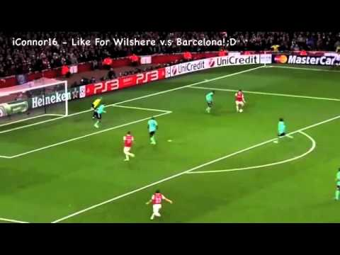 Jack Wilshere - Skills, Goals, Passes & Tackles! England Captain 2013