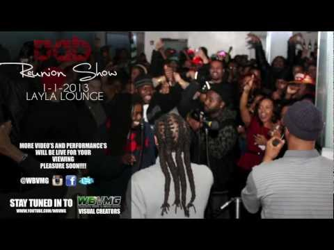 UCB - Warriors! @ Layla Lounge 1-1-13 OFFICIAL VIDEO @WBVMG