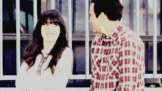 zooey + jake | i don