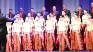 Oh Indahnya Hidup Rukun - PSDC Maluku