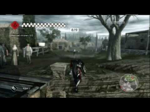 Assassin's Creed 2 DLC- Battle of Forli Walkthrough Part 3/5 ☆ Seq. 12 ☆ GODFATHER ☆