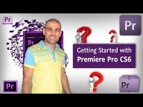 Adobe Premiere Pro CS6 курс для начинающих,как монтировать в Adobe Premiere Pro CS6 for beginners