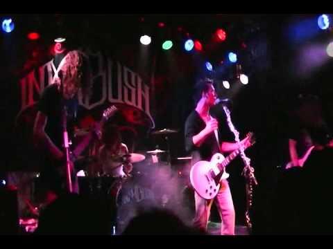 INAMBUSH -Live at Club NV-  The Protector with TOOL Interlude