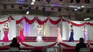 Hmong International New Year 2017 Pageant - Evening Gown Walk