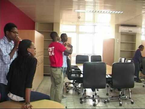 Student life at Carnegie Mellon University in Rwanda