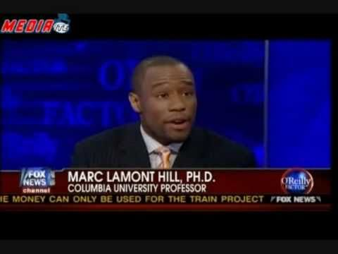 LAMONT HILL: NJ Gov. Christie too fat to be President; smells like bacon (O'Reilly, Nov. 2010)