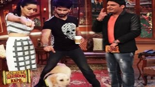Shahid Kapoor & Shraddha Kapoor on Comedy Nights with Kapil 24th August 2014 episode | Haider