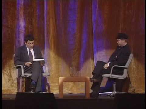 Rowan Atkinson - Interview with Elton John - YouTube