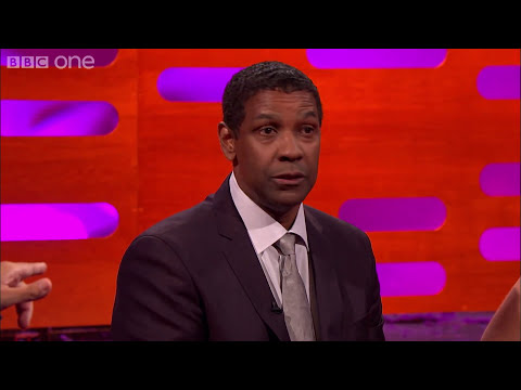 Denzel Washington and Peter Capaldi's finger injuries - The Graham Norton Show: Series 16 - BBC
