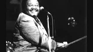 Watch Fats Domino Somethings Wrong video