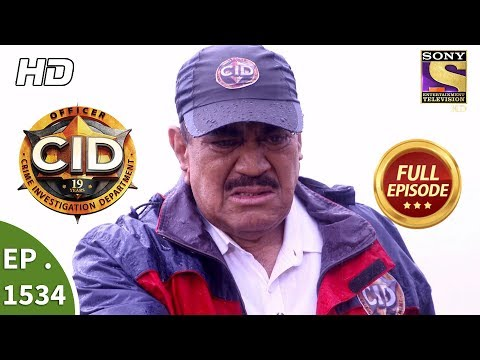 CID - Ep 1534 - Full Episode - 15th July, 2018 thumbnail