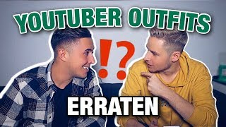 YOUTUBER AN OUTFITS ERRATEN! mit Rewinside
