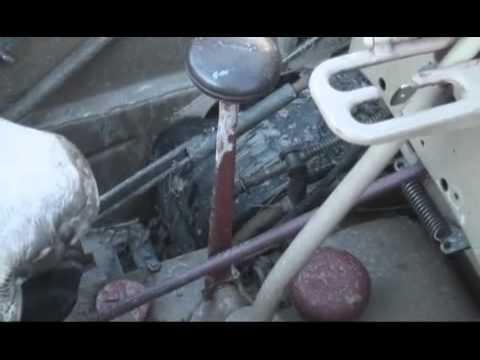 Off-Road Drive 46a Немецкий полугусеничный тягач времен 2-й мировой войны