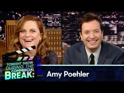 During Commercial Break: Amy Poehler