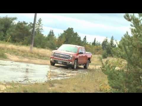 Test Drive: 2014 Chevrolet Silverado Z71