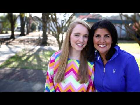 Nikki Haley Makes A Difference