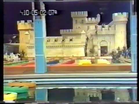 JEUX SAN FRONTIERES BBC 1981 GRAND FINAL BELGRADE YUGOSLAVIA PART 1/3